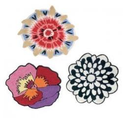 Коврики Цветы