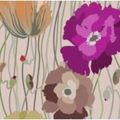 Подушки с цветами