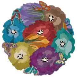 Ковры Missoni Home с цветами