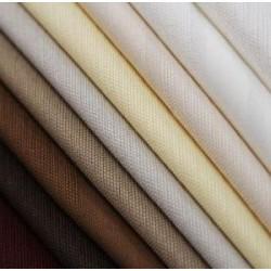 Римські штори з тканиною Холст