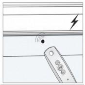 Автоматика для штор-плиссе