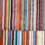 Jazz color 159 Набор полотенец 40x70 и 70х115 Missoni Home