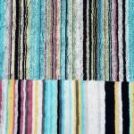Jazz color 170 Набор полотенец 40x70 и 70х115 Missoni Home