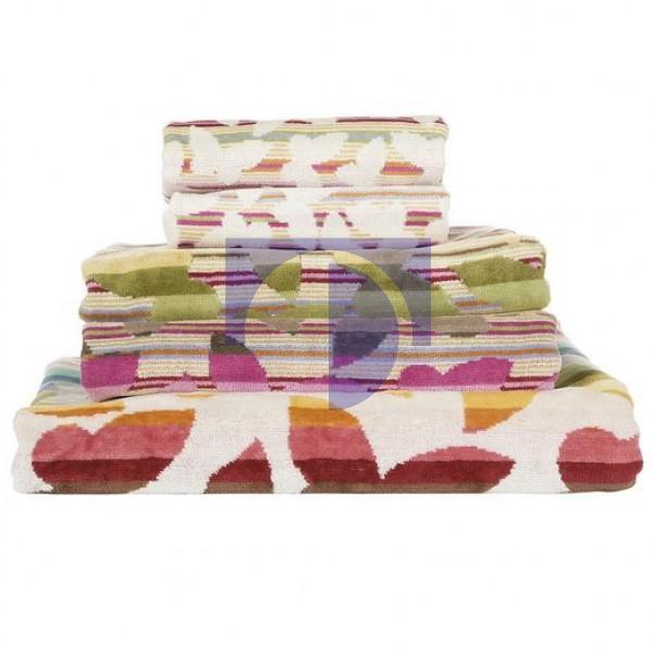 Josephine Набор из 5 полотенец color 156, 40x70, 70х115, 100х150 Missoni Home