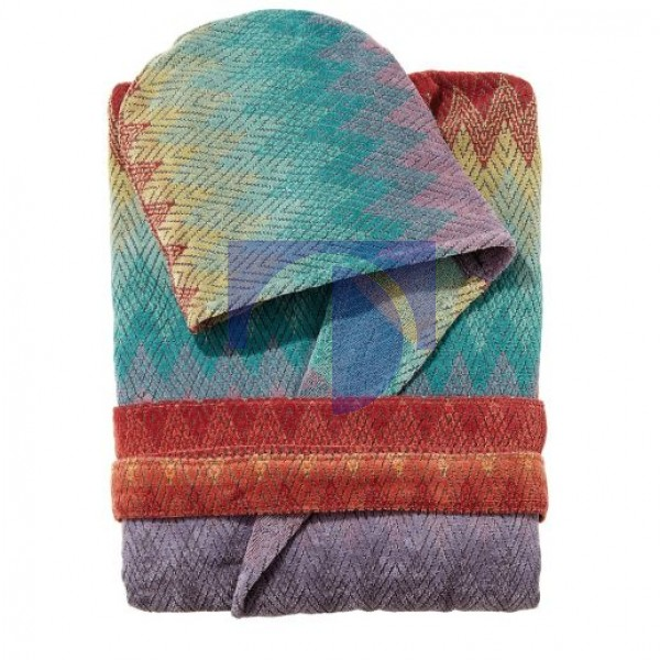 Банный халат Yaco color 159 Missoni Home