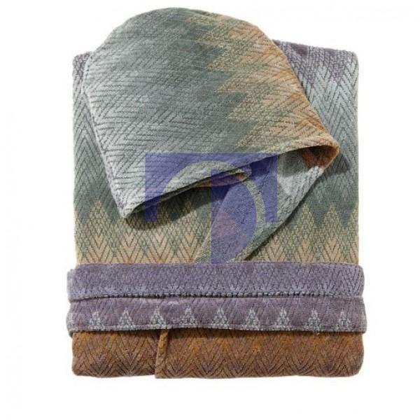 Банный халат Yaco color 165 Missoni Home