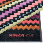 Полотенце пляжное Warner color 159, 100x180, Missoni Home