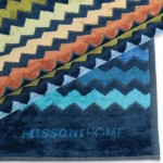 Полотенце пляжное Warner color 170, 100x180, Missoni Home