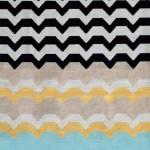 Полотенце пляжное Wolf color 100, 100x180, Missoni Home
