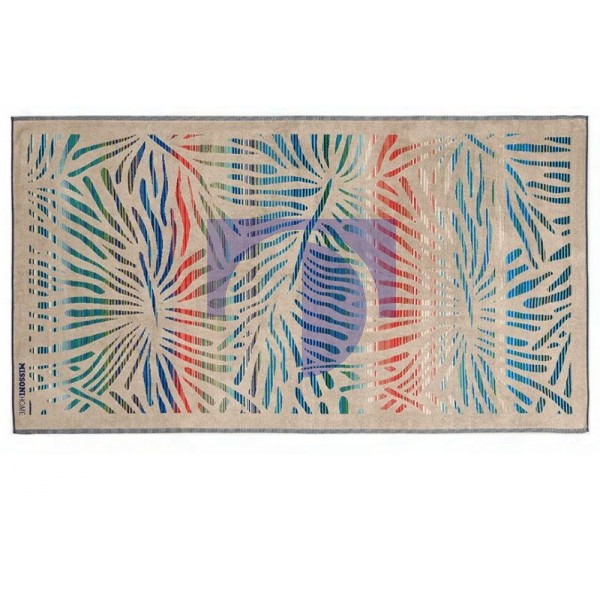 Полотенце пляжное Yara color 100, 100x180, Missoni Home