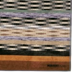 Полотенце пляжное Ywan color 165, 100x180, Missoni Home