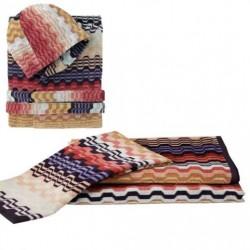 Комплект: халат и 5 полотенец Lara color 156, Missoni Home
