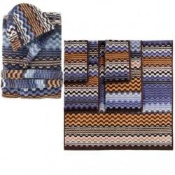 Комплект: халат и 5 полотенец Lara color 160, Missoni Home