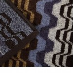 Lara color 160 Полотенце для рук, 40x60, 6 шт. Missoni Home