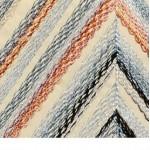 Одеяло вышитое Janet, цвет 160, Missoni Home