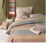 Одеяло вышитое Petra, цвет 156, Missoni Home