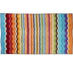Полотенце пляжное Hugo color T59, 100x180, Missoni Home