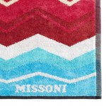 Полотенце пляжное Hugo color T59, 100x180, Missoni Home