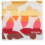 Полотенце пляжное Jamelia color 100, 100x180, Missoni Home