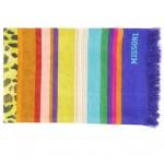 Полотенце пляжное, плед Tinka color 100 лен 100x180 Missoni Home