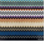 Полотенце пляжное Seth color 100, 100x180, Missoni Home