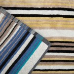 Полотенце пляжное Tabata color 170, 100х180 Missoni Home
