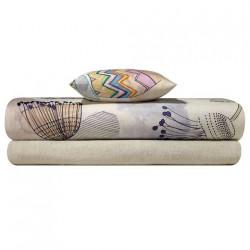 Одеяло стеганое Wendy, цвет 100 Missoni Home