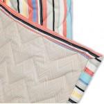 Одеяло стеганое Wendell, цвет 100 Missoni Home