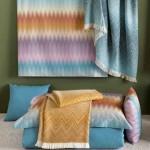 Подушка декоративная Yoko, цвет 159, 40х40 Missoni Home