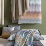 Подушка декоративная Yoko, цвет 165, 40х40 Missoni Home