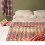 Постельное белье Janet, цвет 149, Missoni Home