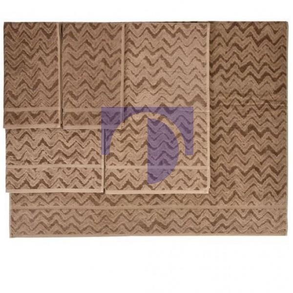 Rex color 72 Набор из 5 полотенец 40x70, 70х115, 100х150 Missoni Home