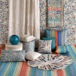 Ковер Yoro Outdoor 100, 92х110 см Missoni Home