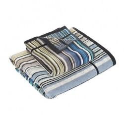 Tabata color 170 Набор полотенец 40x70 и 70х115 Missoni Home