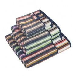 Teseo color 100 Набор из 5 полотенец 40x70, 70х115, 100х150 Missoni Home