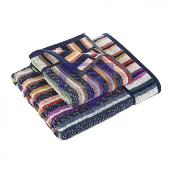 Teseo color 100 Набор полотенец 40x70 и 70х115 Missoni Home