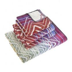 Tolomeo color 159 Набір з 5 рушників 40x70, 60х100, 80х160 Missoni Home
