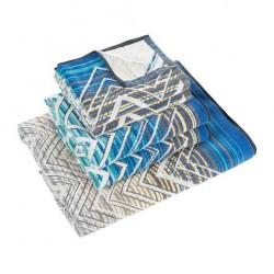 Tolomeo color 170 Набір з 5 рушників 40x70, 60х100, 80х160 Missoni Home