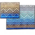 Tolomeo color 170 Набор из 5 полотенец 40x70, 60х100, 80х160 Missoni Home