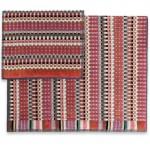 Walbert color 159 Набор из 5 полотенец 40x70, 70х115, 100х150 Missoni Home