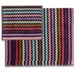 Warner color 159 Набор полотенец 40x70 и 70х115 Missoni Home