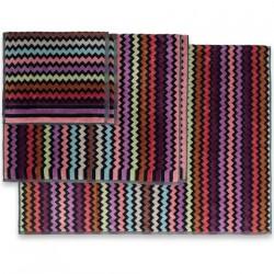Warner color 159 Набор из 5 полотенец 40x70, 70х115, 100х150 Missoni Home