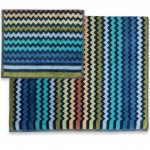 Warner color 170 Набор полотенец 40x70 и 70х115 Missoni Home