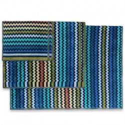 Warner color 170 Набор из 5 полотенец 40x70, 70х115, 100х150 Missoni Home