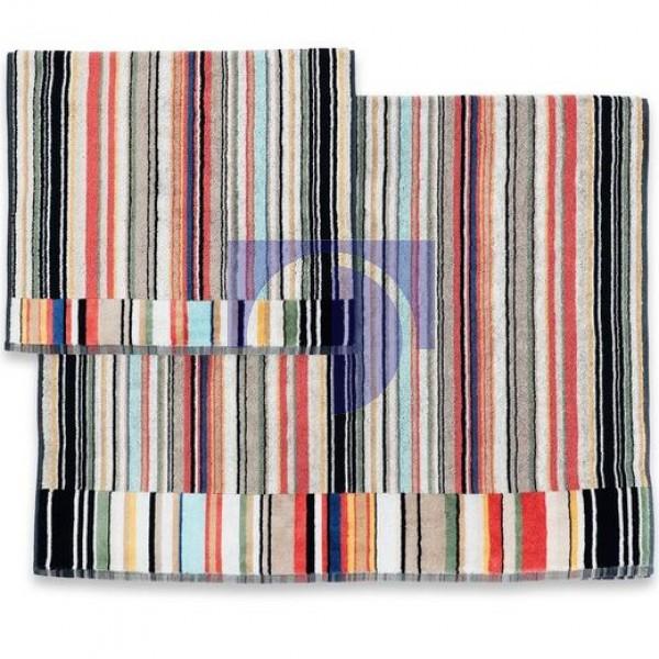 Warren color 100 Набор полотенец 40x70 и 70х115 Missoni Home