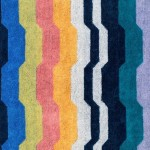 Wilbur color 170 Полотенце банное 100x150 Missoni Home