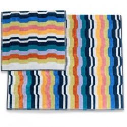 Wilbur color 170 Набор полотенец 40x70 и 70х115 Missoni Home