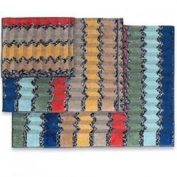 Wilfred color 100 Набор из 5 полотенец 40x70, 70х115, 100х150 Missoni Home