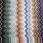 Giacomo Набор полотенец color 165, 40x70 и 70х115, Missoni Home
