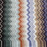 Giacomo Набор из 5 полотенец color 165, 40x70, 70х115, 100х150 Missoni Home